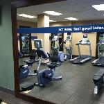fitness center. act now, feel good later.