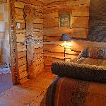 Queen size beds for the Treehouses