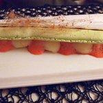 Macaronad - Dessert Litchies Chocolat blanc, mousse à la rose