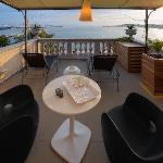 Luxury Suite - the terrace