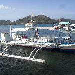 mt. tapyas motor boat