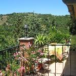Le Vallespir Balcony