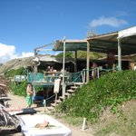 Shipwreck Beach Bar---St. Kitts