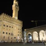 Palazzo Vecchio and Loggia della Signoria