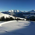 snow alps grisons