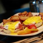 Weekend Brunch Eggs Benedict