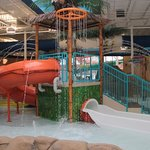 Monsoon Lagoon Childrens Play Area