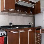 Cocina departamento
