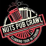 Nuts Pub Crawl London Foto