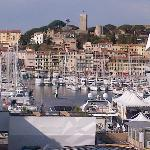 Cannes Old Town and Harbour