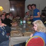 "diner ""ambiance cool et conviviale"""