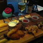 seafood galore platter :0)