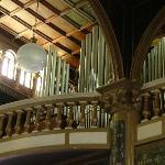 orgue interieur