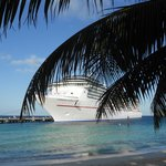 Cruise Ship Terminal in Grand Turk