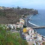 Playa Santiago - Stadtstrand