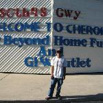 cherokee town hall
