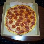 Bricker's Pizza