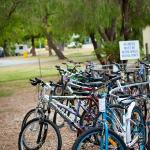 Bicycle Hire available at reception