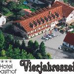 Hotel Luftaufnahme