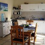 Kitchen/dining area,unit 3