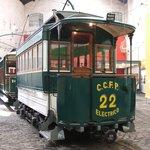 Tram exhibit