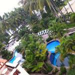 pools areas