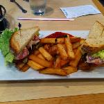 lobster BLT