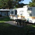 Photo de Hillview Caravan Park