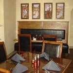 Intimate - Romantic Dining in Moab at Jeffrey's Steakhouse
