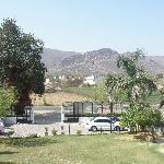 VIEW OF ARABALLI HILLS