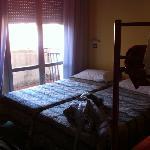 La stanza Molto piccola