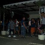 il bar in spiaggia