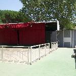 il teatro serale per gli spettacoli