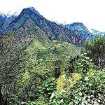 A landscape of Parvati Valley