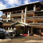 Hotel Alpenhof Kristall