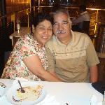 Celebrando 32 años de casado