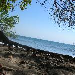 plage à 200 m