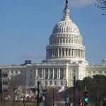 U.S.A capital building, Capital hill