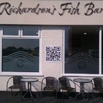 These are not just any Fish& Chips These are .......Richardson's Fish & Chips
