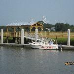 Shem Creek Water Taxi