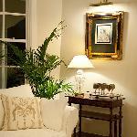 A quiet corner of the Sitting Room
