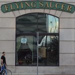 Flying Saucer, Houston