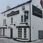 The White Lion Brinsley