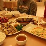 8-course dinner set