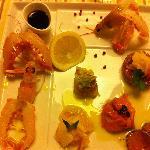 cena osteria del mare