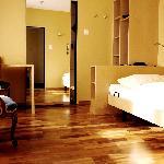 Zimmer mit Dusche / room with shower