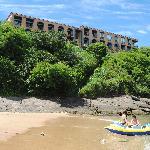 El hotel desde Joao Fernandinho