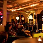Live music select evenings