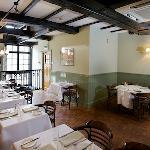 Francs Brasserie 1st floor