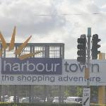 Harbour town entrance